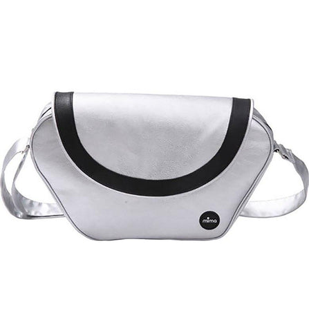 Mima Diaper Bag Argento