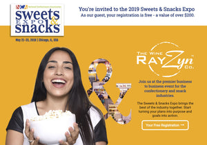 Upcoming Trade Shows: Sweets & Snacks Expo & IFT 2019