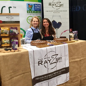 The Wine RayZyn Co - Premium Dried Wine Grapes