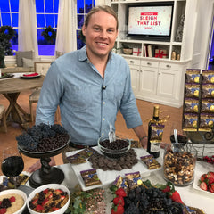 Wine RayZyn Co | QVC Debut of Dark Chocolate Covered CabernayZyns