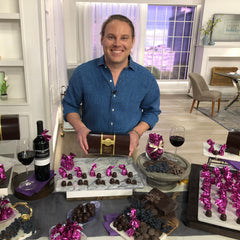 Wine RayZyn Co | QVC Debut of Dark Chocolate CabernayZyn Truffles
