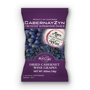 The Wine RayZyn™ Company - CabernayZyn® 20 Pack Grab and Go Caddie