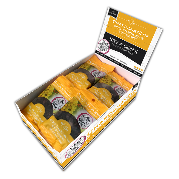 The Wine RayZyn™ Company - ChardonayZyn® 20 Pack Grab and Go Caddie