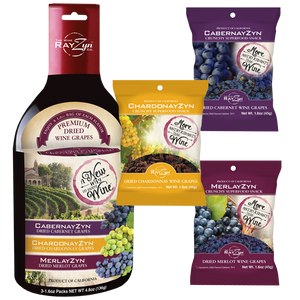 The Wine RayZyn™ Company - Superfood Gift Sampler