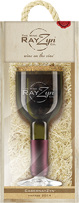 1.6 oz cabernayzyn goblet from rayzyn
