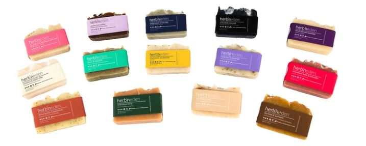 What's in our soap?