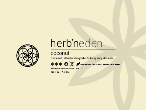 Herb'N Eden's Solution To Sensitive Skin
