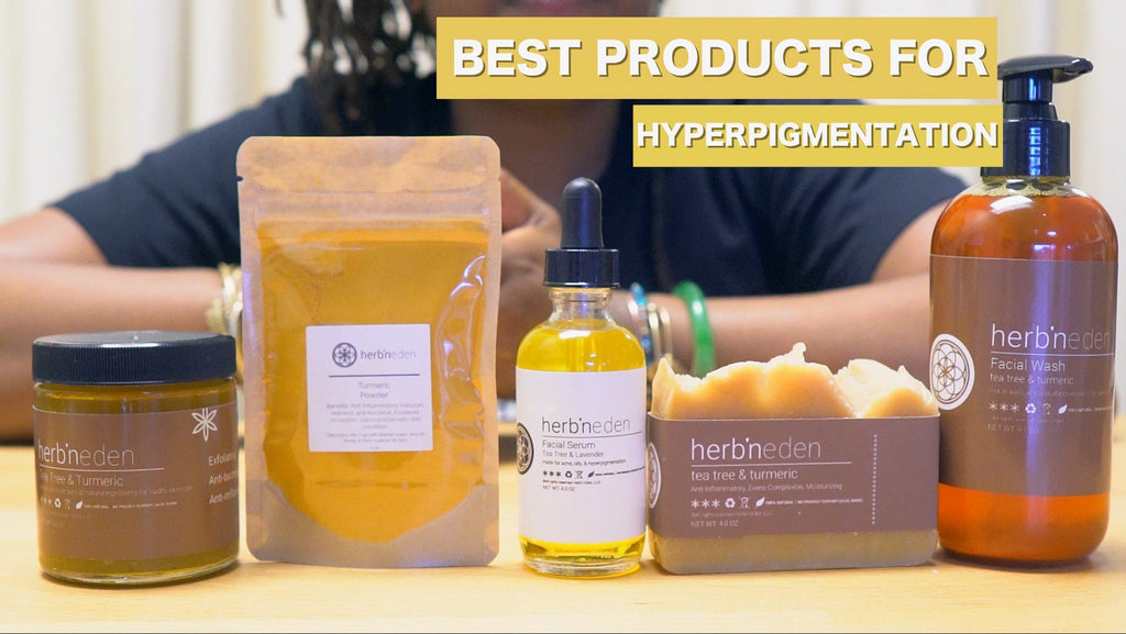 Got dark spots? Here's what you need to heal hyperpigmentation