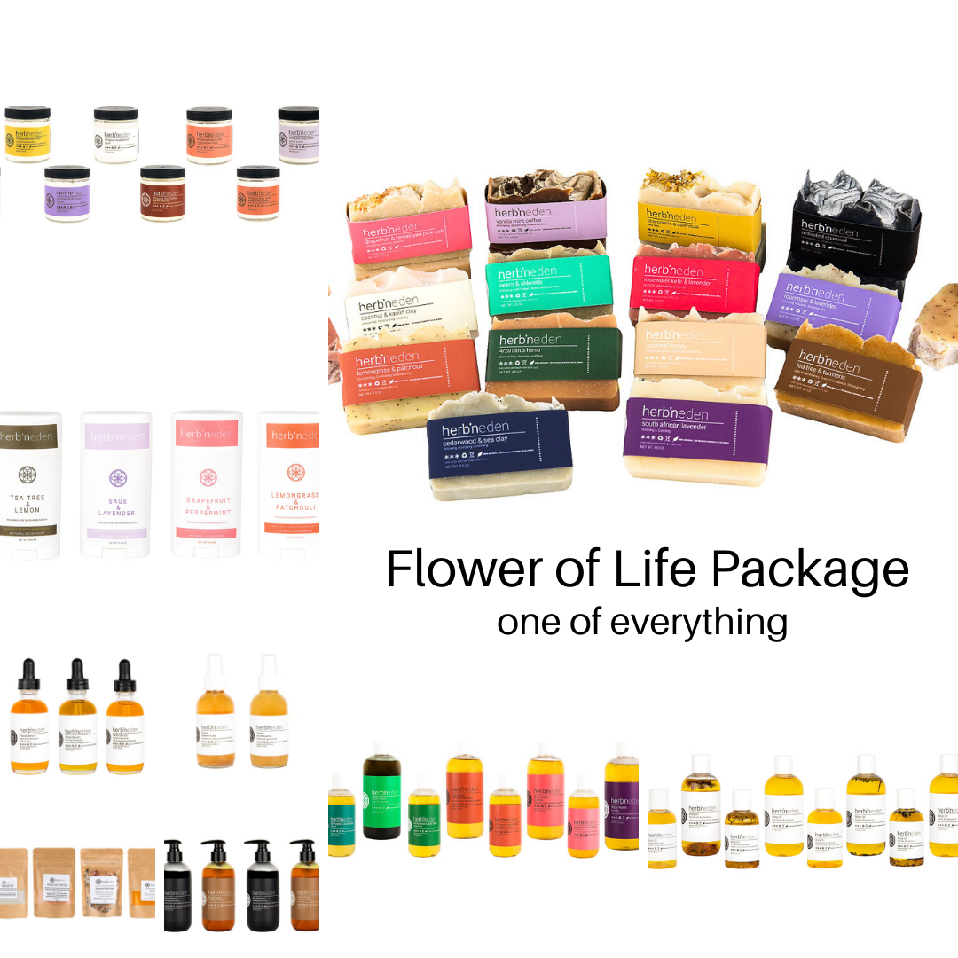 Flower of Life Package
