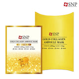 Gold Collagen Ampoule Mask 10ea
