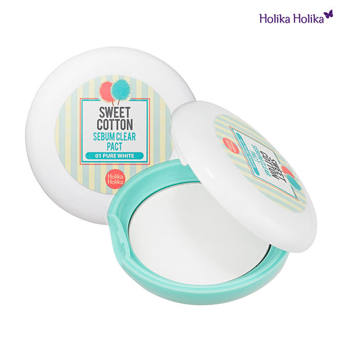 Sweet Cotton Sebum Clear Pact 8g