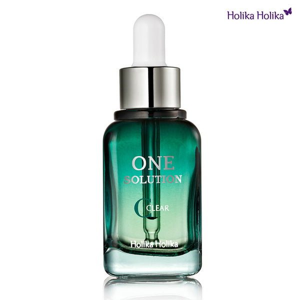 One Solution Clear Ampoule 30ml