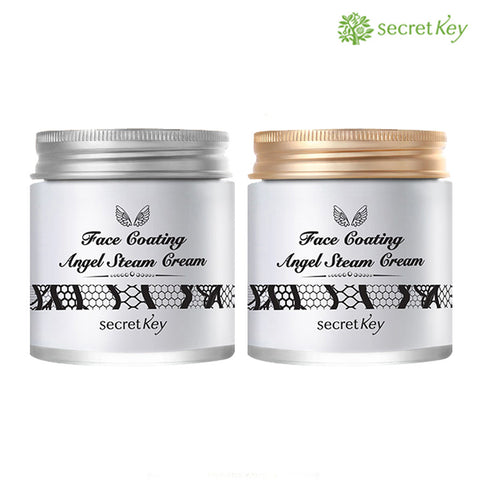 Face Coating Angel Steam Cream 100g