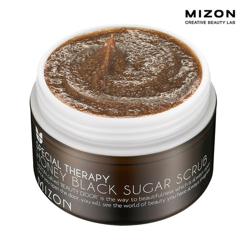 Honey Black Sugar Scrub 90g