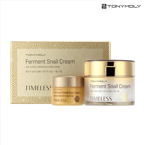 Timeless Ferment Snail Cream 50ml