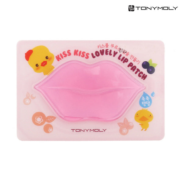 Kiss Kiss Lovely Lip Patch 10g