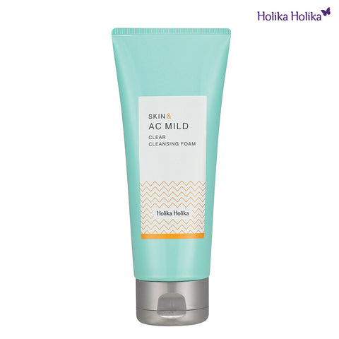 Skin & AC Mild Clear Cleansing Foam 150ml