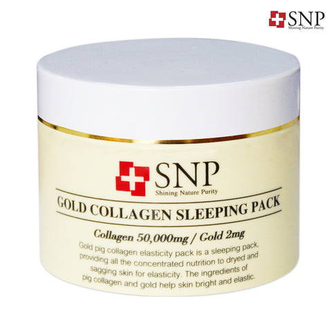 Gold Collagen Sleeping Pack 100g