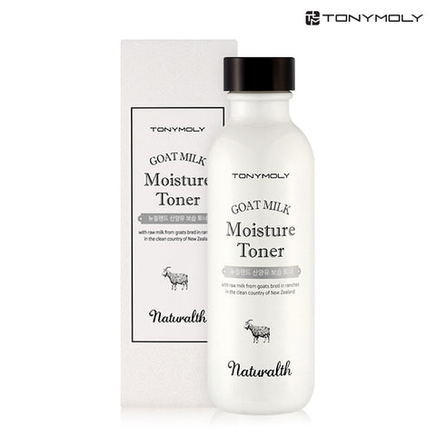 Naturalth Goat Milk Moisture Toner 150ml