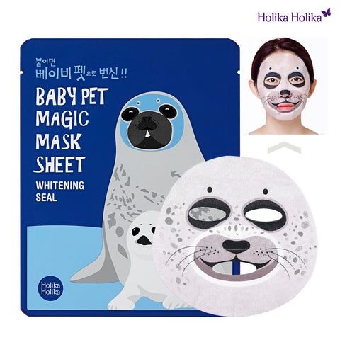 Baby Pet Magic Mask Sheet 22ml #Whitening Seal