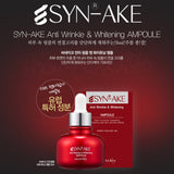 SYN-AKE Anti Wrinkle & Whitening Ampoule 30ml