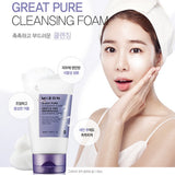 Great Pure Cleansing Foam 120ml