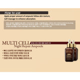 Multi Cell Night Repair Ampoule 50ml