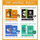 Animal Dragon Soothing Mask 10ea
