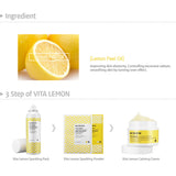 Vita Lemon Sparkling Cream 50ml