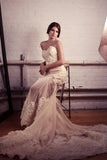 BD01 - Sweetheart Rosette Wedding Gown