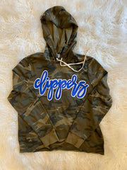 CLIPPERS CAMO HOODIE