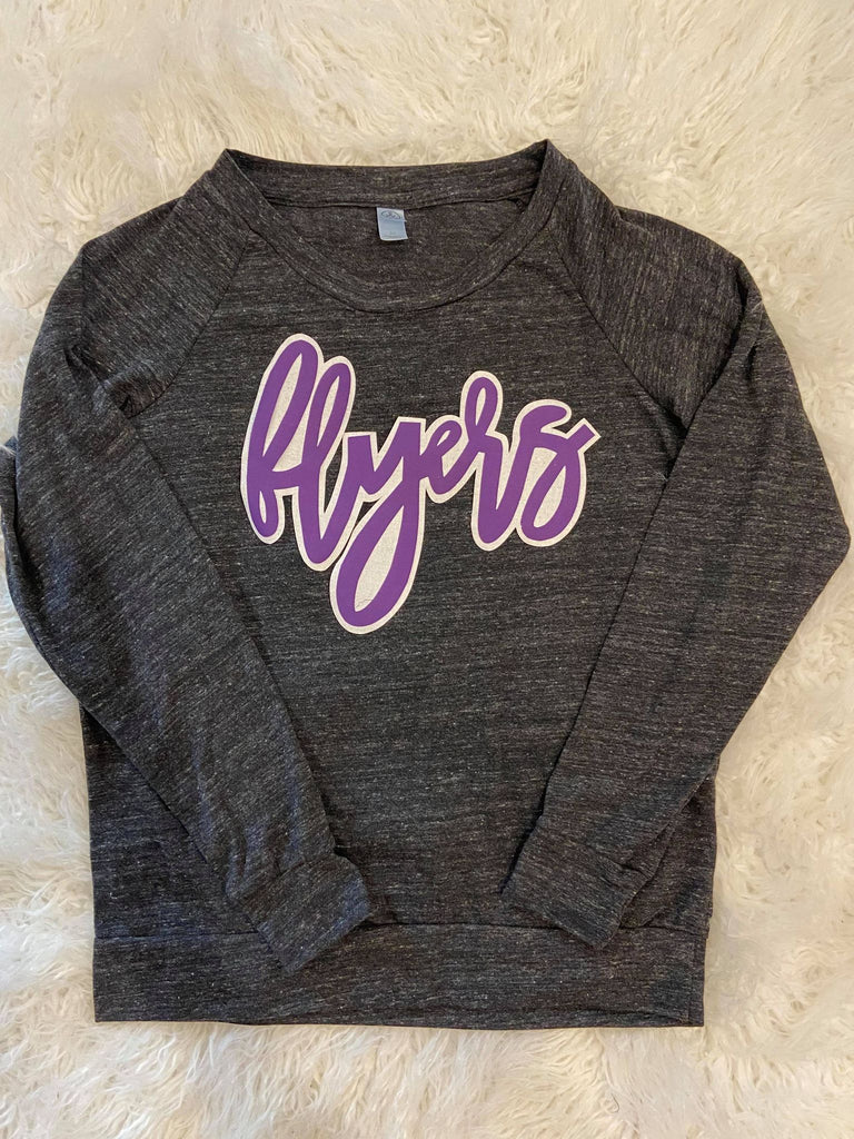 FLYERS - SLOUCHY PULLOVER