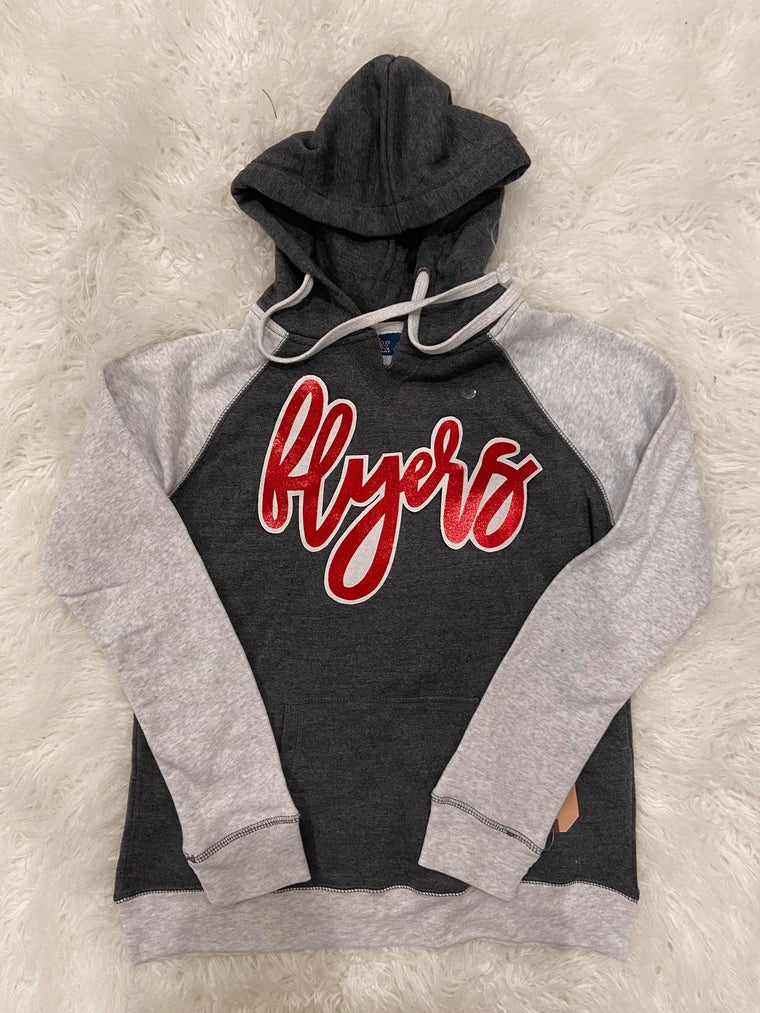 FLYERS - FLEECE COLORBLOCK HOODIE