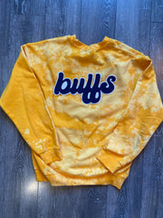 BUFFS - GOLD DYED CREW