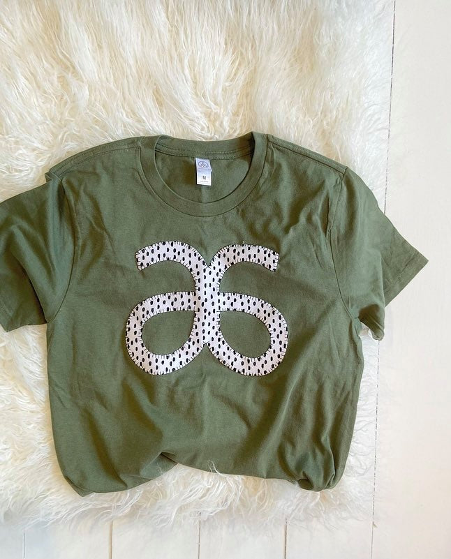 ARBONNE HUNTER GREEN TEE