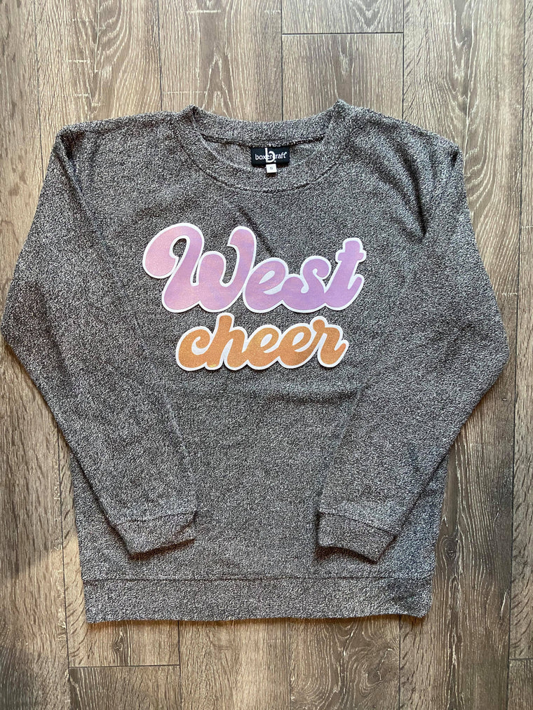 WEST CHEER - COZY CREW