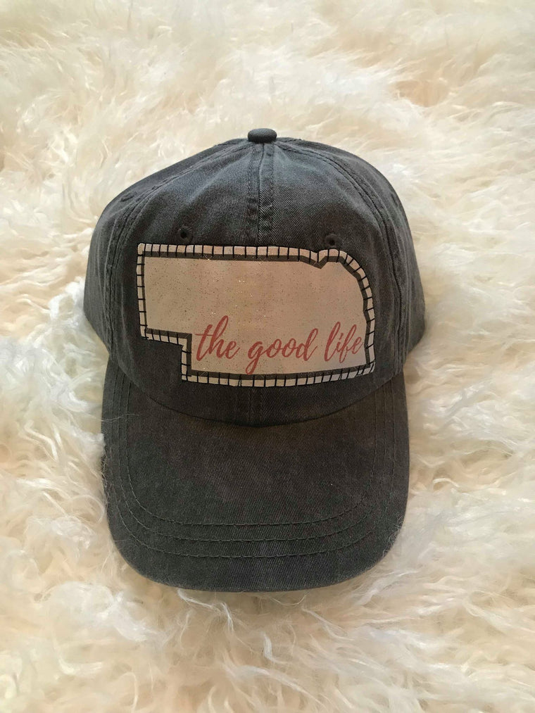 THE GOOD LIFE TWILL HAT