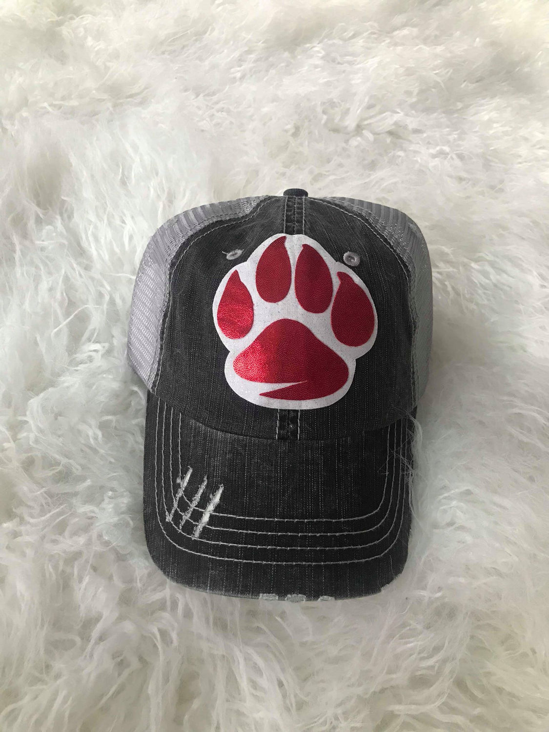 BEAR PAW TRUCKER HAT