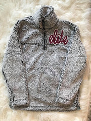 ELITE SHERPA 1/4 ZIP
