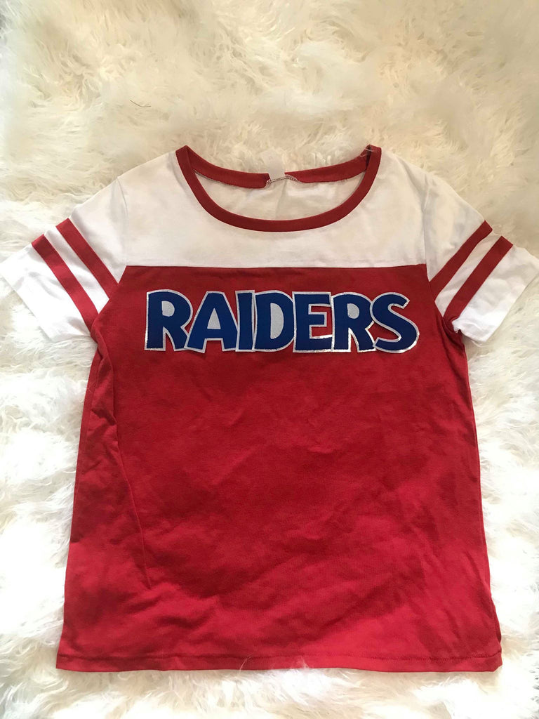 RAIDERS RED STADIUM TEE - *YOUTH & ADULT*
