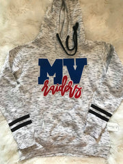 MV RAIDERS ATHLETIC HOODIE