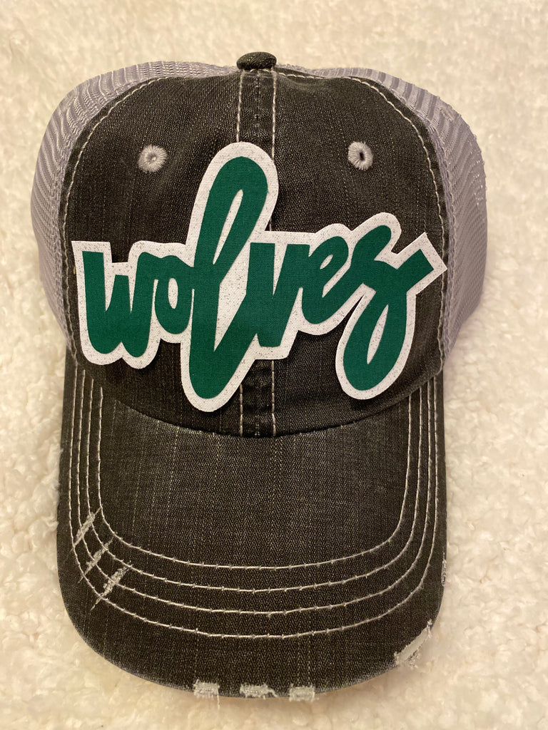 WOLVES TRUCKER HAT