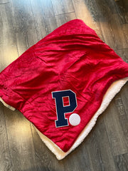 P + BALL SHERPA BLANKET