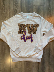 BW CHEER FLEECE CREW