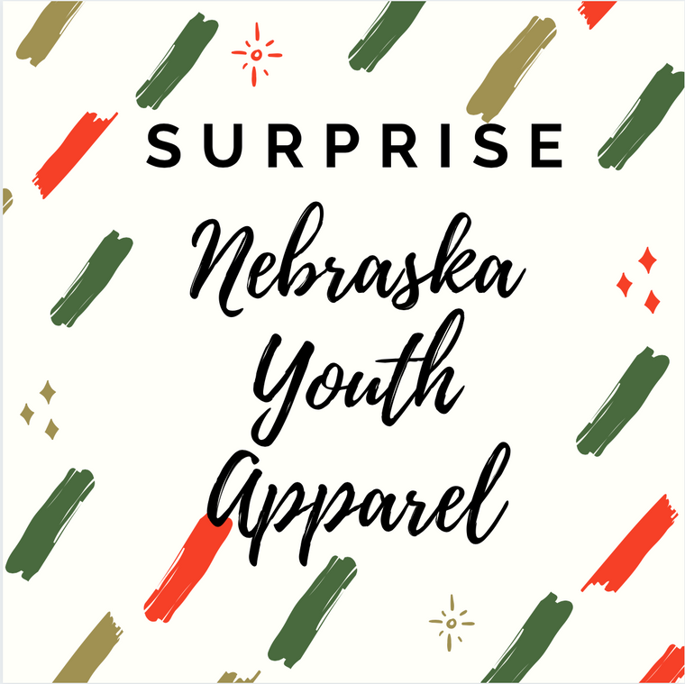 NEBRASKA YOUTH APPAREL