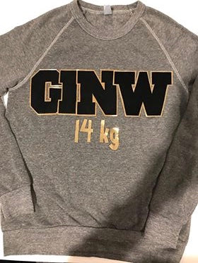 GINW 24KG FLEECE CHAMP CREWNECK