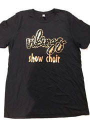 VIKINGS SHOW CHOIR UNISEX TEE