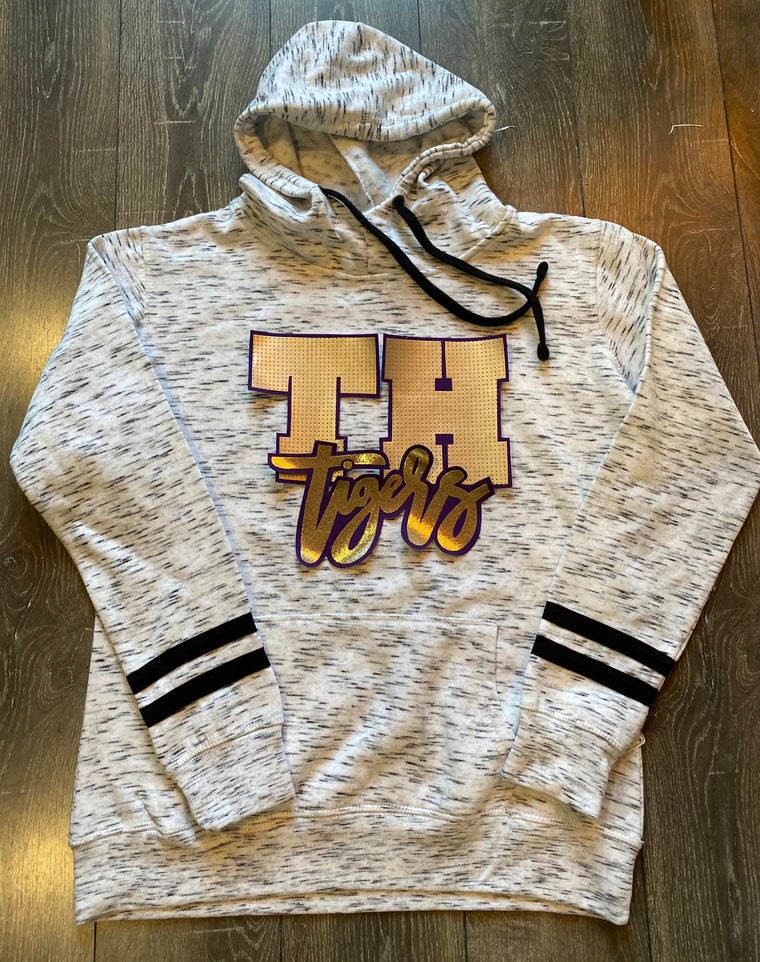 TH TIGERS ATHLETIC HOODIE