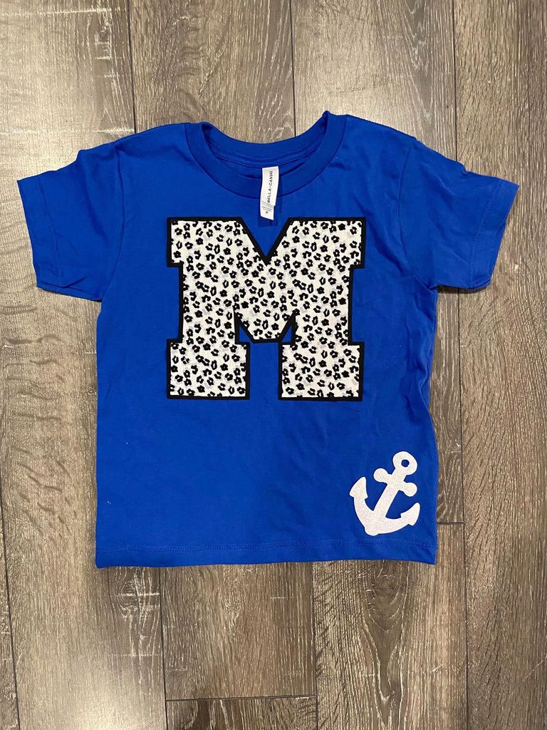 M + ANCHOR TEE (TODDLER + YOUTH)