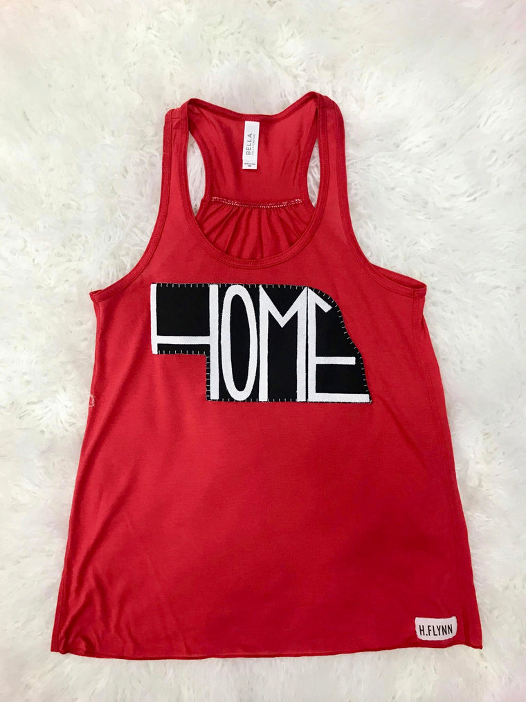 STATE AND HOME RACERBACK TANK